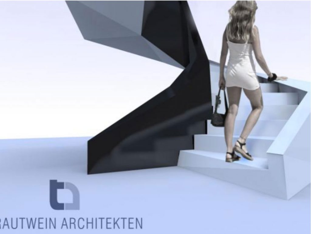 Nautilus Treppen nautilus treppen trautwein architekten sitz erfurt