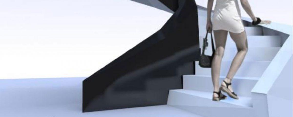 nautilus treppen trautwein architekten sitz erfurt. Black Bedroom Furniture Sets. Home Design Ideas
