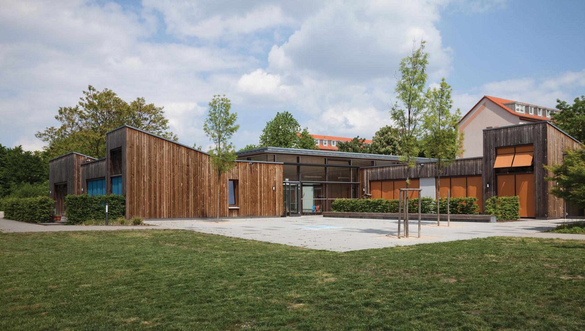 Architekten Erfurt kindergarten fuchsgrund erfurt trautwein architekten sitz erfurt