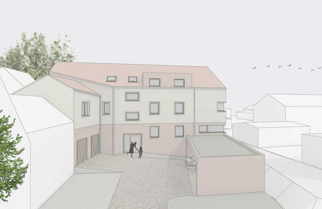 Architekten Erfurt die trautwein architekten bauen in erfurt marbach trautwein